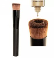 косметика для макияжа оптовых-NEW ARRIVAL Multipurpose Liquid Foundation Brush Pro Powder Makeup Brushes Set Kabuki Brush  Face Make up Tool Beauty Cosmetics