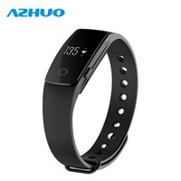 ID107 Bluetooth Herzfrequenz Monitor Smart Band Armband Armreif Uhr Smartband Fitness Tracker Sport Wristbands für Android iOS Smartphone