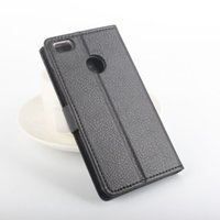 Wholesale Leather 4s Phone - 4S Case Cover Xiaomi M4S Mi 4s MI4s Luxury Leather Wallet Flip Case With Card Slots Phone Case