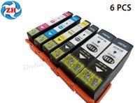 Wholesale Epson Xp - ZH 6 PCS Ink Cartridges T3351XL T3361 T3362 T3363 Compatible For 33 33XL T3331 T3351 XP-530 XP-630 XP-635 XP-830 Printer