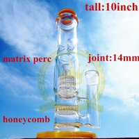 bécher barboteur verre bong tabac Percolateur narguilé Smoking Pipes tabac pas cher Pipes à eau Bongs waterpipes showerhead perc pipe