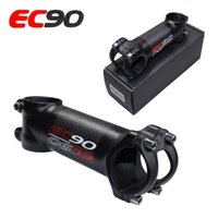 Wholesale Handle Riser - 2017new EC90 aluminum + carbon fiber riser   rod Stem Scale-free carbon fiber Bicycle ultra-light Stem carbon handle 28.6-31.8MM