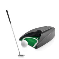 Wholesale Golf Systems - Wholesale- Golf Auto Return System Putt Golfing Training Golf Ball Kick Back Automatic Return Putting Cup Device