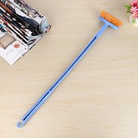 Wholesale Sanitary Appliances - Kitchen bathroom sanitary cleaning brush can hang type creative household cleaning toilet brush plastic cleaning appliance wholesale