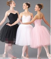 Wholesale Women Tutu Dress Ballet - The swan lake show costumes and costumes for the adult ballet skirt and the TUTU dresses