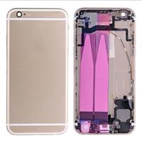carcasa de iphone ensamblaje flex al por mayor-Alta calidad completa 4.7
