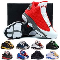 Wholesale men leather shoes new models for sale - Group buy High Quality XIII New Model M Rocket Men s Basketball Sneakers Trainers Shoes