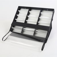 Wholesale Eyewear Tray - 18 Piece Sunglass Eyewear Eye Wear Display Tray Case Stand. Also great for Watches and Jewelry