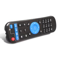 Wholesale Universal Tv Box - Wholesale- Anewish Remote Control For T95Z plus T95Wpro T95Upro QBOX T95 T10 Smart Android Tv Box