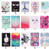 Wholesale Pad Folios - Black Eye Dont Touch My Pad Dreamcatcher Wind Chimes Effile PU Leather Case for ipad 234 5 6 mini 123 4 5 Pro 10.5 ipad 9.7 2017
