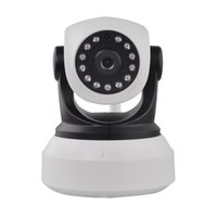Wholesale Cut Monitor - C7824WIP HD Wireless Security IP Camera WifiI Wi-fi R-Cut Night Vision Audio Recording Surveillance Network Indoor Baby Monitor AT