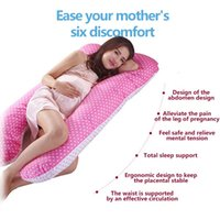 Wholesale Pregnant Pillows - A maternity Crescent Moon Type pillow is a for pregnant women