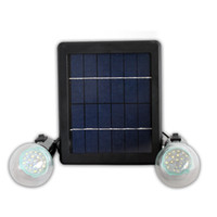 iluminação exterior do pátio venda por atacado-Luzes solares de alta qualidade Super brilhante luzes LED à prova d 'água pátio lâmpadas armazém lâmpada interior / iluminação exterior