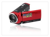 ¡Gran venta! Popular HD Portable 720P Digital Cámara 16MP 16X Zoom Digital Video CMOS Sensor Camcorder Cámara DV Dec7 Modelo C6