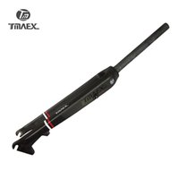 "Wholesale Fibre Discs - TMAEX- Newest 26""  27.5"" Inch Mountain Bike Full Carbon Front Fork MTB Bicycle Disc Brake Carbon Fork 26er  27.5er"