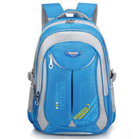 ingrosso scuola borse grande bambini-New Classic Boy / Girl School Bag Grande capacità Scuola zaino Zaino bambini Bag Pack per Kid