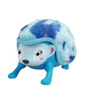 Wholesale Blue Spinning Light - 2017 New Interactive Hedgehog Smart Toys With Lights Sounds And Sensors Lovely Pets Model Spin Toy Best Birthday Gifts For Kids