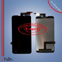 Wholesale Display Zte - Original LCD Display for ZTE Boost MAX N9520 Grand Memo V9815 N5 Lcd display Touch Screen Digitizer & free shipping