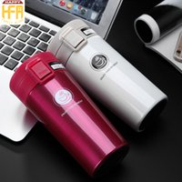 Wholesale Vacuum Pressing - 380Ml Vacuum Best Insulated Water Bottle Stainless Steel Water Bottle Thermos Mixed Color Camping Tumblers Outdoor Sports Drinking Best Gift