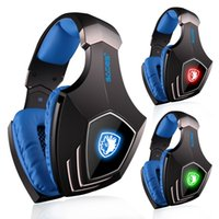 SADES A60 Game Headset Vibration Function Headphone e 7.1 Surround Sound Professional Gaming Headphone Fone de ouvido