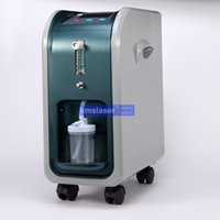 Wholesale Portable Home Oxygen Concentrator Oxygen Bar O2 Therapy Generator DHL