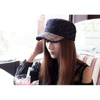 Wholesale Decorated Sun Hats - Wholesale- New Fashion sport caps snapback outdoors women's sun hat active summer lace and crystal stones decorated
