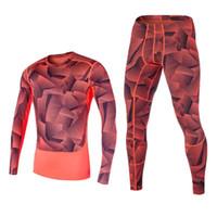 Wholesale yoga pants for men for sale - Top Compression Running Pants Tight For Men Survetement Football Training Pants Sport Yoga Fitness Joggers Legging Trousers