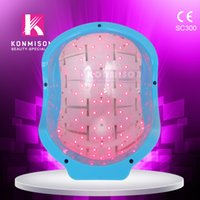 Wholesale 2017 Home Use Hair Care Therapy Anti Hair Loss Beauty Machine Laser Hair Regrowth Helmet For Man