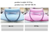 Wholesale Baby Folding Mosquito Net - Ship type folding portable high quality mosquito net for children and babies