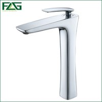 Wholesale Mixer Table - Contemporary Basin Faucet Chrome Faucet Ceramic Valve Deck Mounted Cold & Hot Griferia Lavamanos Furniture Table Mixer FLG100016