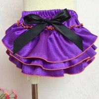 Everweekend Girls Purple Ruffles Bow PP Брюки Западная мода Cute Baby Summer Clothing Sweet Children Lovely Pants