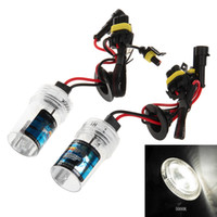 Wholesale Hid Lights Kits - H1 12V 35W 5000K White Light HID Xenon Light Bulb for Car Truck Motorcycle Electric Motor Car Free Shipping