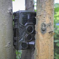 Caméra Faune Pas Cher-Hot Waterproof 16MP Trail Hunting Camera Scout Digital Wildlife Camera Infrared Trail 1080P Trap Infrared Night Vision