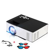 Wholesale intelligent engineering - Wholesale-2016 Pico Projector For Intelligent Led Projector Vs319 Wireless Wifi Mini Portable Bluetooth Full Hd Lled Video Home Cinema