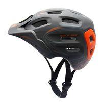 Wholesale Casco Road Helmets - Newest Bike Helmet Ultralight 18 Holes Cycling Helmet MTB Bike Helmets Casco Ciclismo Road Mountain Helmet+Brim 4 Colors MN0514