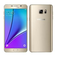 galaxy note quad core al por mayor-Original Samsung Galaxy Note 5 N920A N920T N920V N920P 4G LTE Octa Core 5.7 '' 16.0MP 4GB RAM 32GB ROM NFC renovado