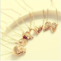 Wholesale New Design Necklace Jewellery - Fashion jewelry for women Free shipping 36pcs lot new fashion Necklaces Jewellery hot selling designs wholesale price