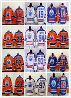 Wholesale Ryan Smyth Jersey - Edmonton Oilers Jerseys Jordan Eberle Patrick Maroon Leon Draisaitl Cam Talbot Ryan Nugent-Hopkins Ryan Smyth Connor McDavid stitched Jersey