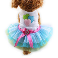 Wholesale skirt variety for sale - Group buy armipet Choose Variety Styles Dog Dress Dogs Princess Dresses Pet Clothing Skirt Supplies XS S M L XL