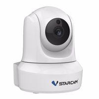 Wholesale Baby Monitor Ip Way - C29 IP Camera Video Baby Monitor via iOS Android Phone Wireless Enhance Night Vision 2 Way Audio Surveillance Security Baby ann