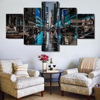 Wholesale No Frame NIGHT Canvas Print Painting Panels Wall Art Home Decor Picture
