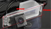 Wholesale Buick Parking - For Buick GL8   Firstland Car Reverse Back Up Camera Parking Camera HD CCD RCA NTST PAL   License Plate Light OEM
