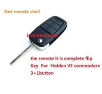 Wholesale Flip Key Auto - Holden VE Commodore ID46 Complete Remote Flip Key top quality