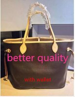 Wholesale Hot Tote Bag Leather - free ship hot Luxury brand Hight quality Newest Style Fashion bags Women handbags bag Lady Totes bags shoulder handbag bags 40156 and40157