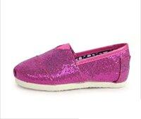 ingrosso scarpe calde vento-Nuove scarpe calde straniere di Thoms e la luce del vento, scarpe di tela comode e semplici, scarpe da bambino