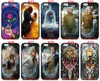 Wholesale Iphone Mini 5c Cases - Beauty And The Beast For iPhone 6 6S 7 Plus SE 5 5S 5C 4S iPod Touch 5 For Samsung Galaxy S6 Edge S5 S4 S3 mini Note 5 4 3 phone cases