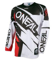 Wholesale Army Bike Jersey - Novo produto 2017 moto oneal jersey mx mtb off road mountain bike dh bicicleta moto jersey dh bmx motocross jersey