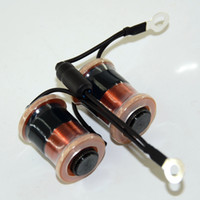 "Wholesale Coil S Tattoo - 1PC 1""1 4 8WRAPS 24AWG COPPER WIRE LINER 8 32 32TK.24.8.2250-S-04 TATTOO MACHINE PART AIR MAIL"