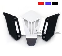 Wholesale Bracket Cnc - For YAMAHA MT07 FZ07 MT-07 FZ-07 2014 2015 2016 Black Motorcycle CNC Aluminum Windscreen Windshield Mounting Bracket New