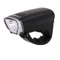 ingrosso cicli di peso leggero-LEADBIKE LEDy Super Leggero BicycleTorch Portable Front Head Torch Torcia Accessori da ciclismo